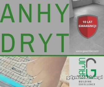 WYLEWKI ANHYDRYTOWE- Gdynia