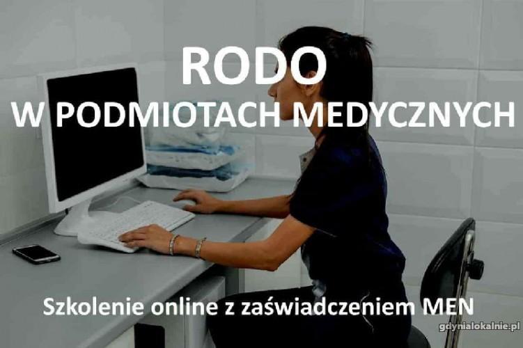 RODO w Podmiotach Medycznych - szkolenie online