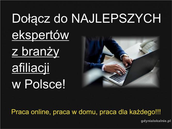 Praca z Domu / OD ZARAZ / Bez Doświadczenia / 2 400 - 12 500 PLN